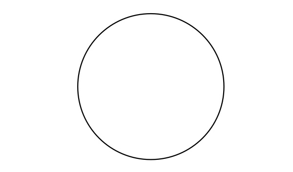a circle diagram used for labeling a diagram