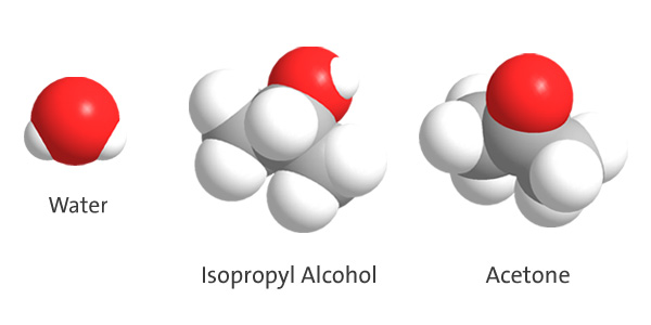 Isopropyl Alcohol Molecule Cake Ideas and Designs
